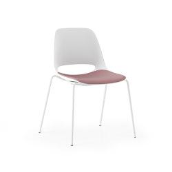 Saint 4 Leg   Chairs   Boss Design