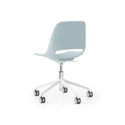 Saint 5 Star Height Adjustable with Tilt   Chairs   Boss Design