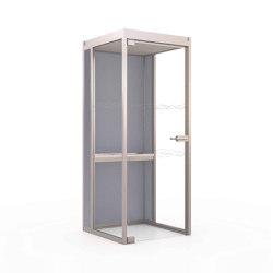 Telephone pod 2 | Telephone booths | Boss Design