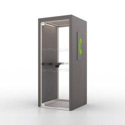 TP4 Black | Telephone booths | Boss Design