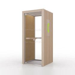 TP4 Classic | Telephone booths | Boss Design