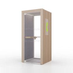 TP4 Focus | Telephone booths | Boss Design