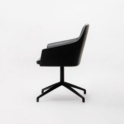 Toto 4 star high back 4 star base   Chairs   Boss Design