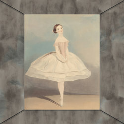 Forgotten beauty | Strike a pose | Wall coverings / wallpapers | Walls beyond