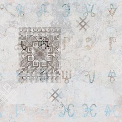 Prelude to a tale | Glagolitic | Wall coverings / wallpapers | Walls beyond