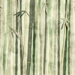Scent of silence   Bamba   Wall coverings / wallpapers   Walls beyond