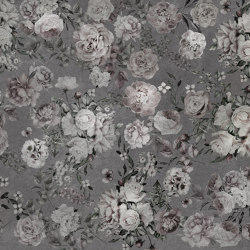Scent of silence | Blossoming_darker | Wall coverings / wallpapers | Walls beyond