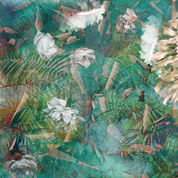 Scent of silence | Garden of dreams | Wall coverings / wallpapers | Walls beyond