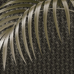 Scent of silence   Hasienda   Wall coverings / wallpapers   Walls beyond