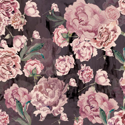 Scent of silence | Peony island | Wall coverings / wallpapers | Walls beyond