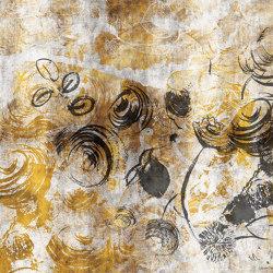 Spectre | Sunrise flowers_negative | Wall coverings / wallpapers | Walls beyond