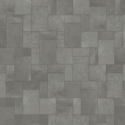 Form Laying Patterns - 0,7 mm I Pavestone FP109 | Synthetic tiles | Amtico