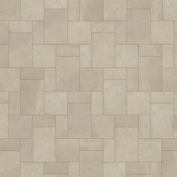 Form Laying Patterns - 0,7 mm I Pavestone FP111 | Synthetic tiles | Amtico