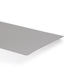 Duropal HPL Real Metal | Wood panels | Pfleiderer