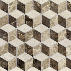 Elite Floorings | Natural stone mosaics | Devon&Devon