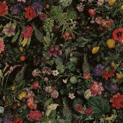 Wallpaper Gold | Botanica Dark Gold Leaf | Wall coverings / wallpapers | Devon&Devon