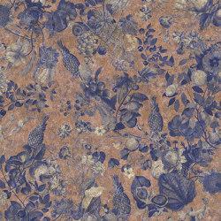 Wallpaper Gold | Botanica Makeup Antique Gold | Wall coverings / wallpapers | Devon&Devon