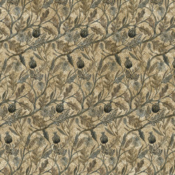 Wallpaper Gold | Cardoon 2 Antique Gold | Wall coverings / wallpapers | Devon&Devon