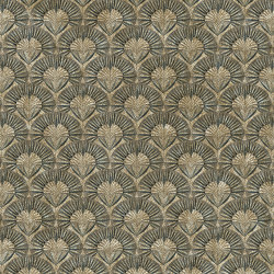 Wallpaper Gold | Corolla 1 Antique Gold | Wall coverings / wallpapers | Devon&Devon