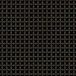 Wallpaper Gold | Knot White&Black Antique Gold | Wall coverings / wallpapers | Devon&Devon