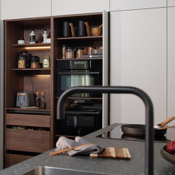 FINE Retractable tall unit | Kitchen cabinets | Santos