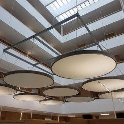 Round Lights | Lámparas de techo | Koch Membranen