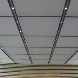 Grid Ceilings | Suspended ceilings | Koch Membranen