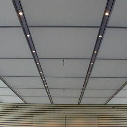 Grid Ceilings | Plafonds suspendus | Koch Membranen