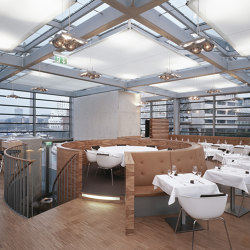 Grid Ceilings | Suspended ceilings | Koch Membranen