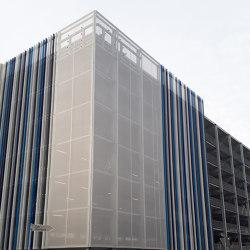 Parking Garage Facades | Facade systems | Koch Membranen