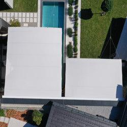 ZEBRA SQUARE | Membrane roofing | Koch Membranen