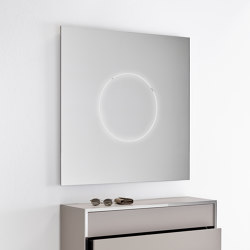 Magic Mirror eckig | Spiegel | Yomei
