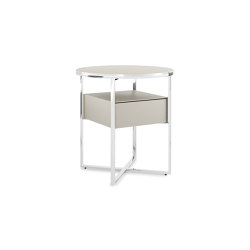 Minimize Round Plus Side-table | Side tables | Yomei