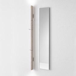 Tube wall mounted coat rack | Coat racks | Yomei