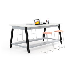 Intuity Park Bench | Standing tables | Haworth