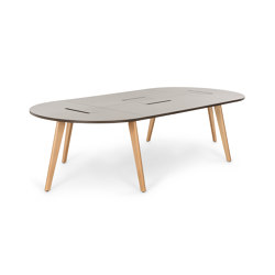 A_Wood | Contract tables | Haworth