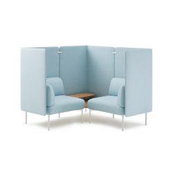 Cabana Lounge | Benches | Haworth