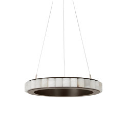 Avalon chandelier Medium | Suspended lights | CTO Lighting