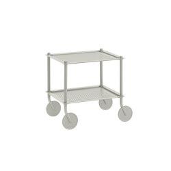 Flow Trolley | 2-Layer | Trolleys | Muuto