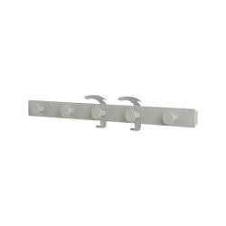 Plank Coat Rack | Hook rails | Muuto
