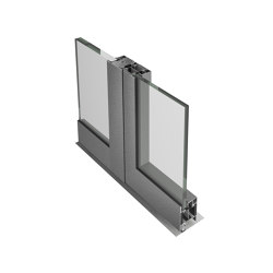 Fire protection combination Janisol 2 EI30 70 mm | Internal doors | Jansen