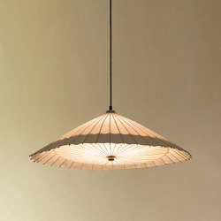 Hiyoshiya Large umbrella downlight | Suspended lights | Hiyoshiya