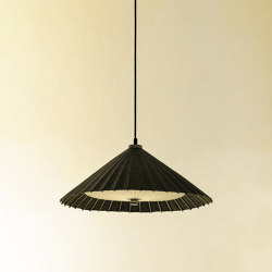 Hiyoshiya Small umbrella downlight | Suspended lights | Hiyoshiya