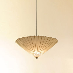 Hiyoshiya Small umbrella uplight | Suspended lights | Hiyoshiya