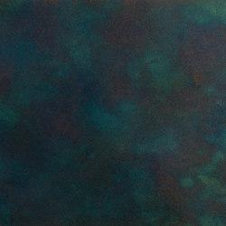 Kyoraku Silver and blue leaf UV coating   Surface finishings   Hiyoshiya