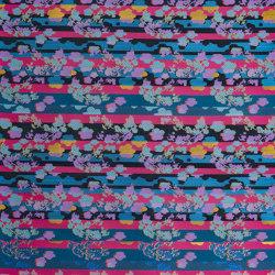 Morisan Stripes jacquard fabric | Drapery fabrics | Hiyoshiya
