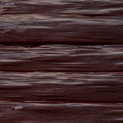 Nakagen Kitayama cedar wood panel red urushi | Planchas de madera | Hiyoshiya
