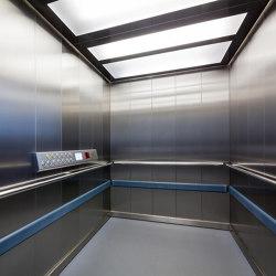 Elevators | Atlas Gigas for Hospitals | Passenger elevators | KLEEMANN