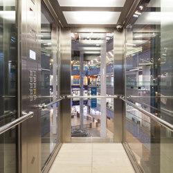 Elevators | Atlas Premium ( for Commercial & Public Buildings) | Passenger elevators | KLEEMANN