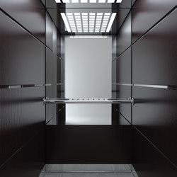 Cabins | Classic A510 | Passenger elevators | KLEEMANN Elevator Manufacturer